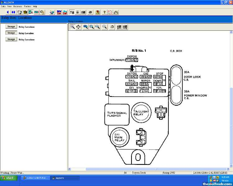 00457544 tww 1986 toyota truck 22re project wiring diagram for 1986 toyota pickup 22r at creativeand.co